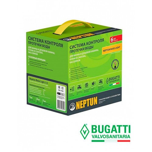СКПВ Neptun Bugatti Base 220V 1/2 LIGHT (Код: А03L)