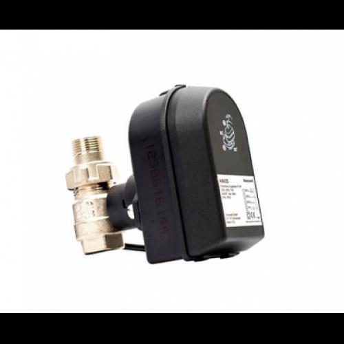 Шаровой кран Honeywell с электрическим приводом, SPDT, 220В, Ду30 (HAV32)
