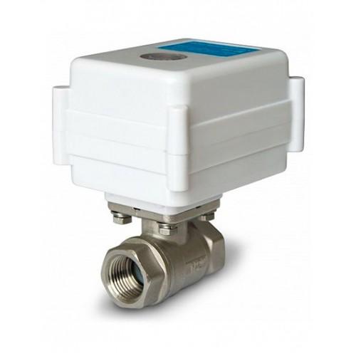 Кран с электроприводом NeptunAquacontrol 220В 1/2 (Код: А004)