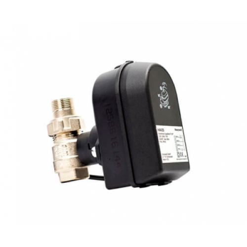 Кран шаровый Honeywell Resideo с электрическим приводом, SPDT, 220В, Ду20 (HAV20)