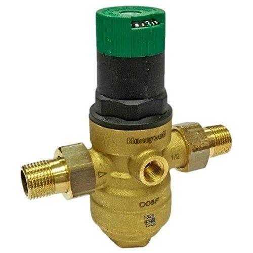 Редуктор тиску Honeywell D06F 3 / 4B (з латунним фільтром)