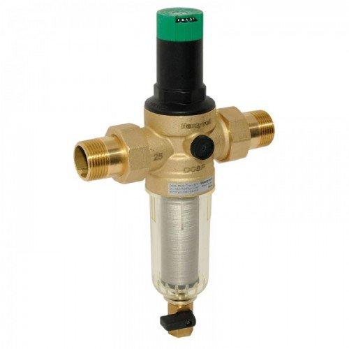 Промывной фильтр для воды с редуктором Honeywell FK06-1/2AA