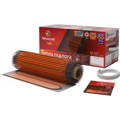 Мат нагревательный  TEPLOLUXE  ProfiMat 1260 Вт/7,0 кв.м