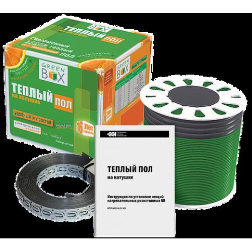 Кабель нагревательный  Green Box  GB 60,0 м/850 Вт