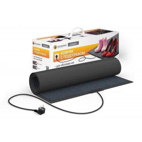 Коврик с подогревом  Теплолюкс -carpet  80х50 С (серый)